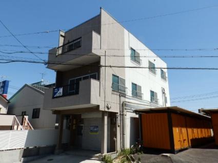 愛知県名古屋市千種区、自由ヶ丘駅徒歩25分の築36年 3階建の賃貸マンション