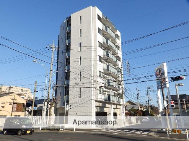 愛知県名古屋市千種区、池下駅徒歩14分の築4年 7階建の賃貸マンション