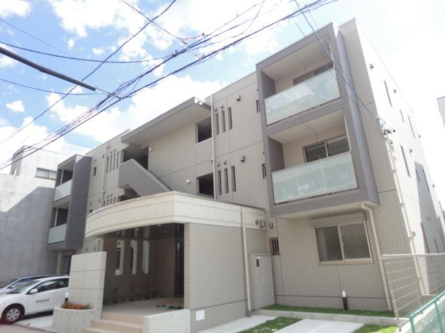 愛知県名古屋市千種区、新栄町駅徒歩14分の築5年 3階建の賃貸マンション
