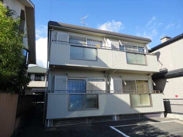 愛知県名古屋市千種区、池下駅徒歩15分の築26年 2階建の賃貸アパート