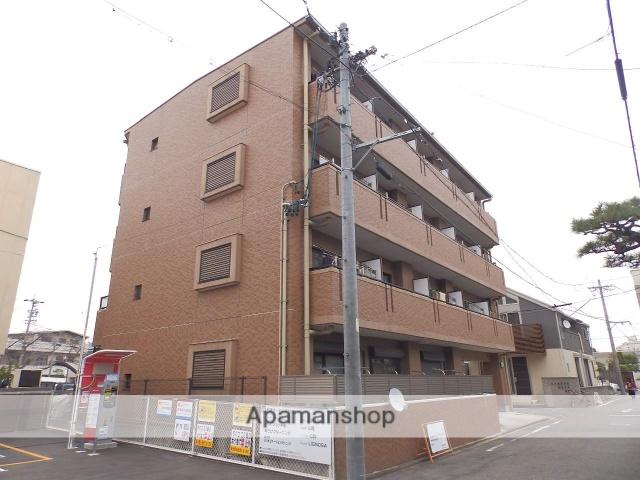愛知県名古屋市千種区、千種駅徒歩15分の築14年 4階建の賃貸マンション