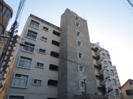 愛知県名古屋市千種区、今池駅徒歩10分の築45年 6階建の賃貸マンション