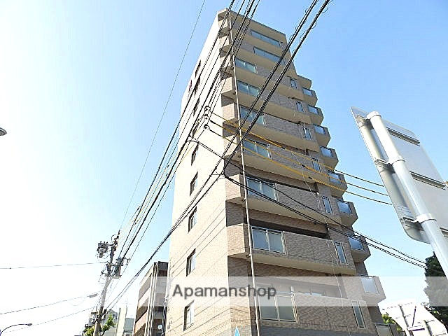 愛知県名古屋市千種区、池下駅徒歩15分の築4年 10階建の賃貸マンション