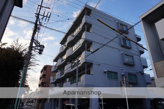 愛知県名古屋市千種区、今池駅徒歩10分の築28年 5階建の賃貸マンション