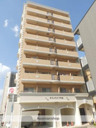 愛知県名古屋市千種区、千種駅徒歩13分の築3年 9階建の賃貸マンション
