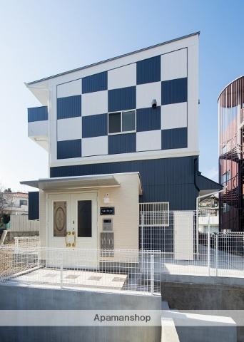 愛知県名古屋市千種区、星ヶ丘駅徒歩12分の築3年 2階建の賃貸アパート