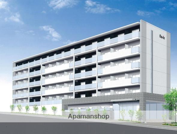 愛知県名古屋市昭和区、八事日赤駅徒歩8分の築3年 6階建の賃貸マンション