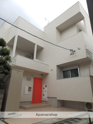 愛知県名古屋市千種区、覚王山駅徒歩12分の築2年 2階建の賃貸アパート