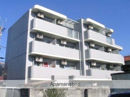 愛知県名古屋市昭和区、川名駅徒歩11分の築25年 4階建の賃貸マンション