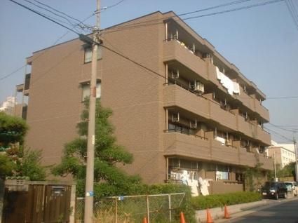 愛知県名古屋市昭和区、川名駅徒歩2分の築17年 4階建の賃貸マンション