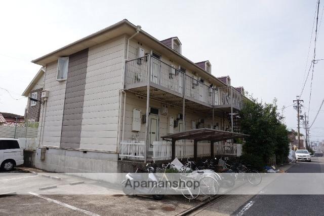 愛知県名古屋市昭和区、本山駅徒歩14分の築29年 2階建の賃貸アパート