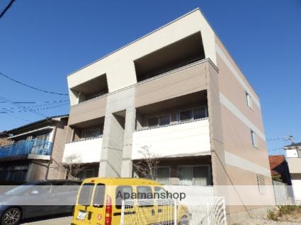 愛知県名古屋市昭和区、川名駅徒歩15分の築13年 3階建の賃貸マンション