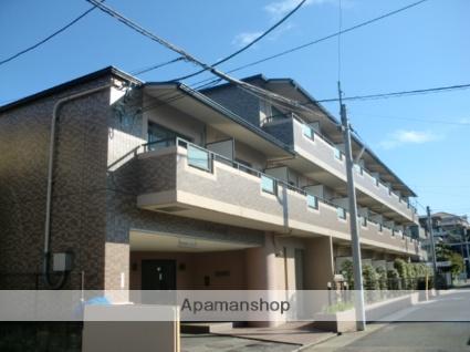 愛知県名古屋市昭和区、覚王山駅徒歩15分の築20年 3階建の賃貸マンション