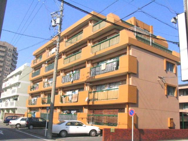 愛知県名古屋市昭和区、今池駅徒歩18分の築44年 5階建の賃貸マンション