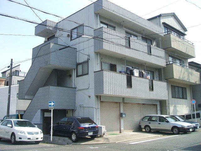 愛知県名古屋市昭和区、荒畑駅徒歩14分の築23年 3階建の賃貸マンション