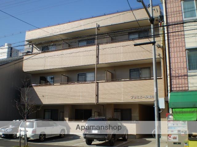 愛知県名古屋市昭和区、御器所駅徒歩14分の築13年 3階建の賃貸マンション