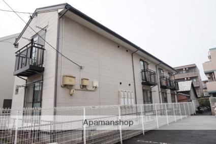 愛知県名古屋市千種区、吹上駅徒歩6分の築19年 2階建の賃貸アパート
