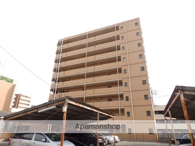 愛知県名古屋市千種区、今池駅徒歩7分の築14年 9階建の賃貸マンション