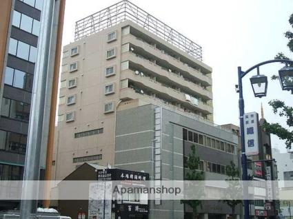 愛知県名古屋市千種区、千種駅徒歩12分の築30年 9階建の賃貸マンション