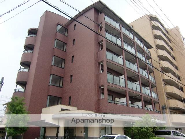 愛知県名古屋市千種区、覚王山駅徒歩12分の築17年 6階建の賃貸マンション