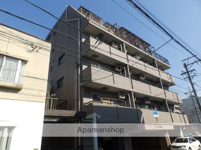 愛知県名古屋市千種区、本山駅徒歩6分の築18年 6階建の賃貸マンション