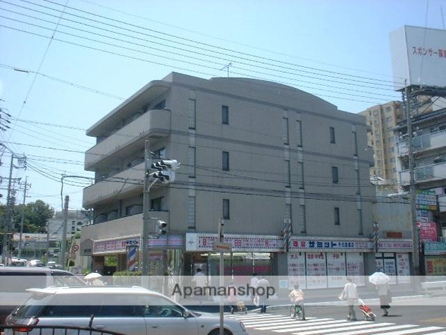 愛知県名古屋市千種区、自由ヶ丘駅徒歩20分の築23年 4階建の賃貸マンション