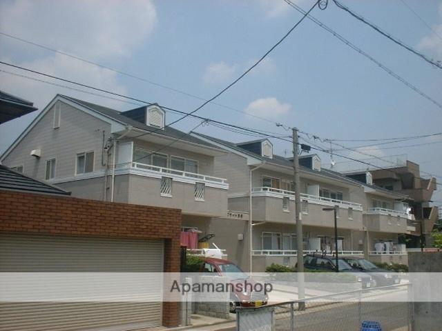 愛知県名古屋市千種区の築22年 2階建の賃貸アパート