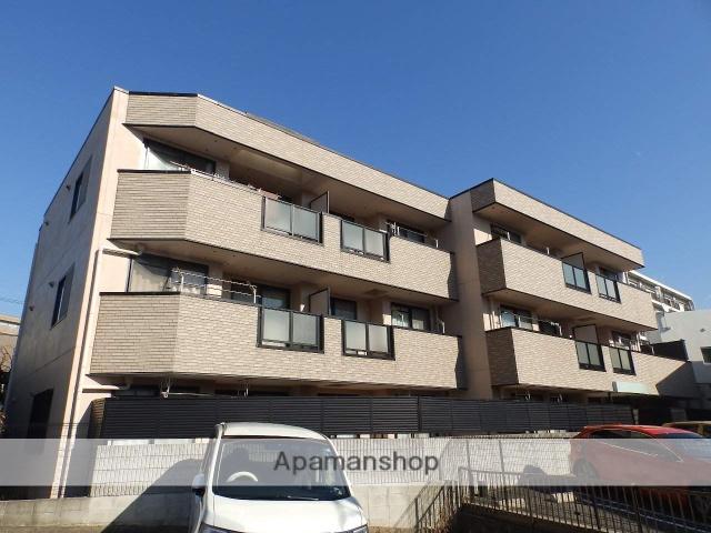 愛知県名古屋市千種区、今池駅徒歩17分の築14年 3階建の賃貸マンション