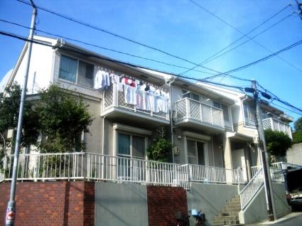 愛知県名古屋市千種区、覚王山駅徒歩17分の築24年 2階建の賃貸タウンハウス