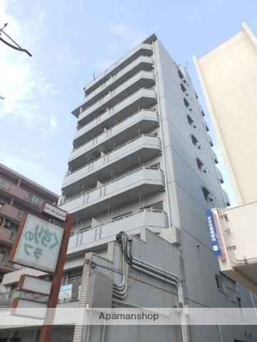 愛知県名古屋市千種区、今池駅徒歩17分の築32年 10階建の賃貸マンション