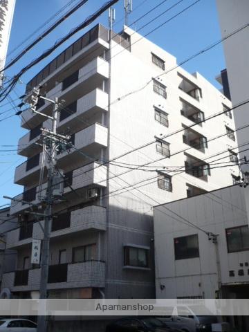 愛知県名古屋市中区、金山駅徒歩14分の築27年 8階建の賃貸マンション