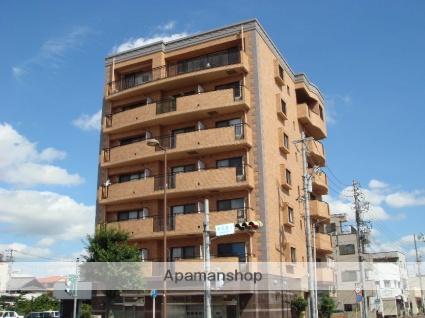 愛知県名古屋市西区、黒川駅徒歩17分の築13年 7階建の賃貸マンション