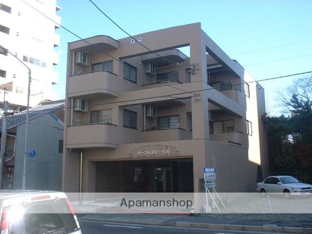 愛知県名古屋市東区、新栄町駅徒歩14分の築19年 3階建の賃貸マンション