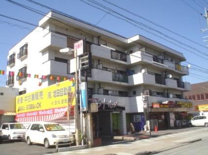 愛知県名古屋市北区、上飯田駅徒歩7分の築31年 4階建の賃貸マンション
