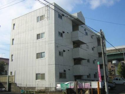 愛知県名古屋市北区、比良駅徒歩27分の築27年 4階建の賃貸マンション
