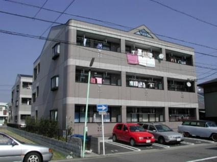 愛知県名古屋市北区、味鋺駅徒歩21分の築16年 3階建の賃貸マンション