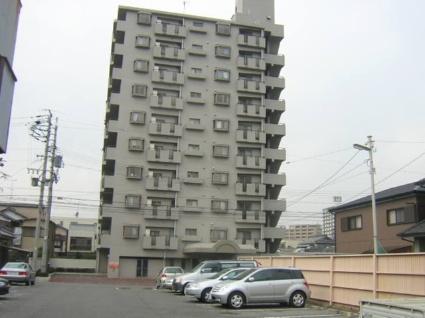 愛知県名古屋市北区、尼ヶ坂駅徒歩12分の築24年 10階建の賃貸マンション