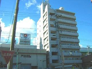 愛知県名古屋市北区、上飯田駅徒歩27分の築24年 9階建の賃貸マンション