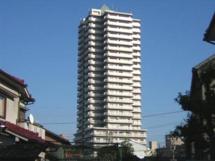 愛知県名古屋市北区、平安通駅徒歩14分の築23年 25階建の賃貸マンション
