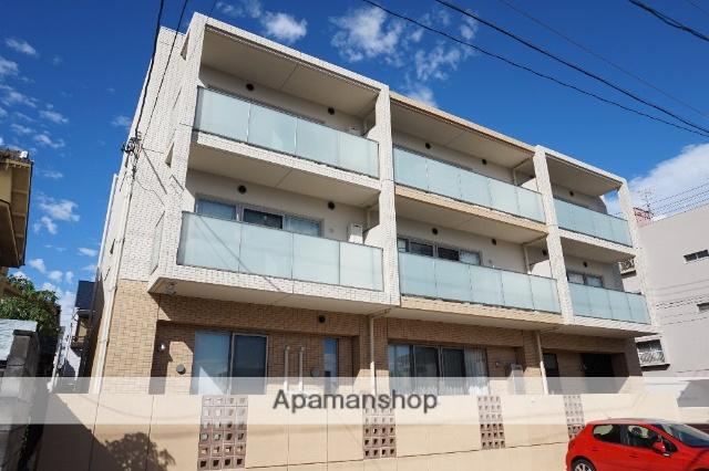 愛知県名古屋市千種区、池下駅徒歩13分の築4年 3階建の賃貸マンション