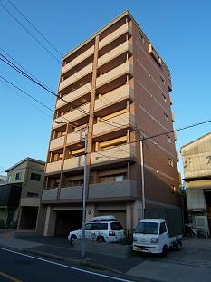 愛知県名古屋市西区、栄生駅徒歩15分の築13年 8階建の賃貸マンション