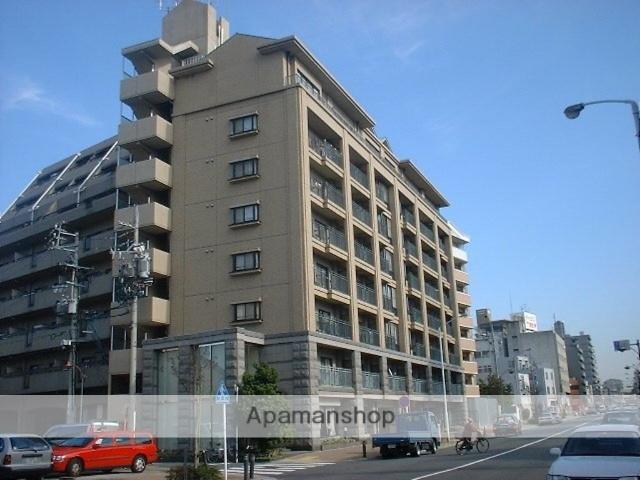 愛知県名古屋市東区、新栄町駅徒歩10分の築18年 8階建の賃貸マンション