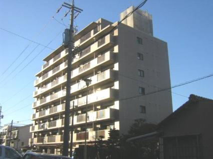 愛知県名古屋市北区、味鋺駅徒歩9分の築21年 8階建の賃貸マンション
