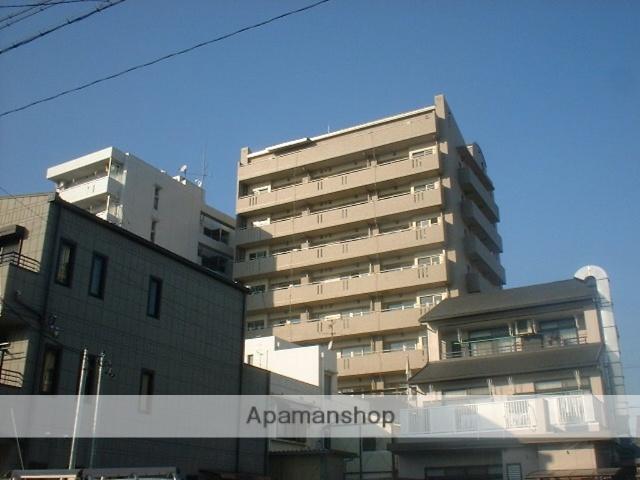 愛知県名古屋市東区、森下駅徒歩12分の築16年 10階建の賃貸マンション