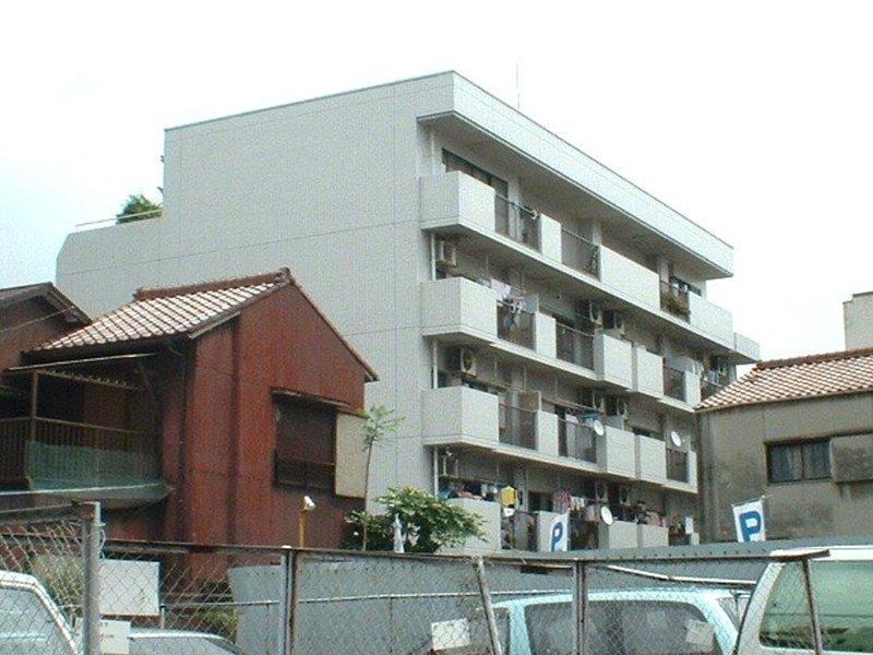 愛知県名古屋市中区、新栄町駅徒歩5分の築29年 5階建の賃貸マンション