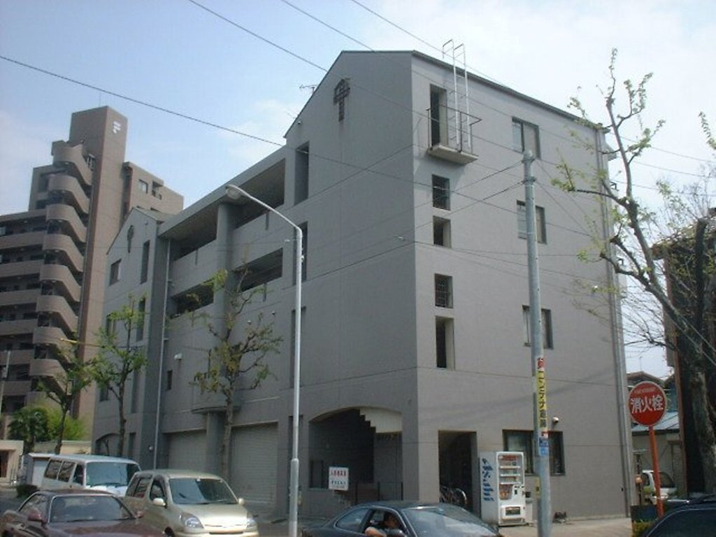 愛知県名古屋市東区、千種駅徒歩13分の築27年 4階建の賃貸マンション