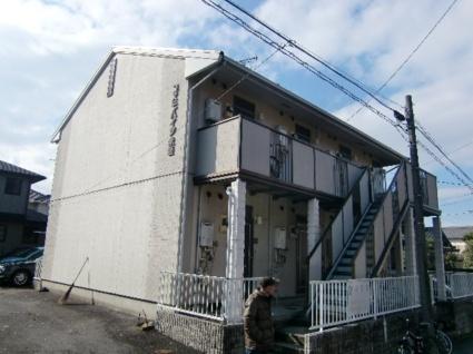 愛知県名古屋市千種区、自由ヶ丘駅徒歩14分の築25年 2階建の賃貸アパート