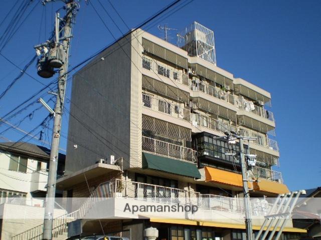 愛知県名古屋市千種区、本山駅徒歩6分の築44年 5階建の賃貸マンション
