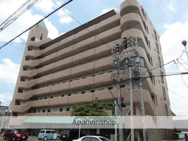 愛知県名古屋市昭和区、川名駅徒歩14分の築23年 8階建の賃貸マンション
