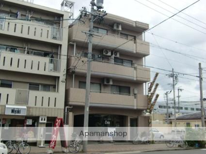 愛知県名古屋市千種区、千種駅徒歩10分の築29年 4階建の賃貸マンション